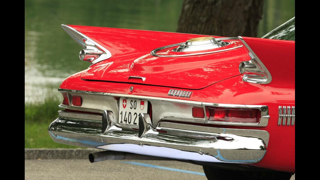 Chrysler New Yorker Heckflosse