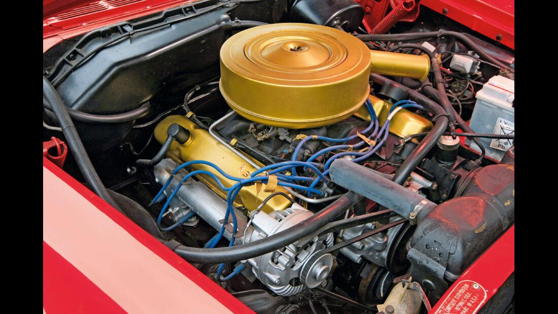 Chrysler New Yorker Motor