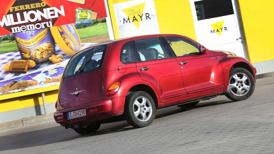 Chrysler PT Cruiser 2.0 Touring (2001)