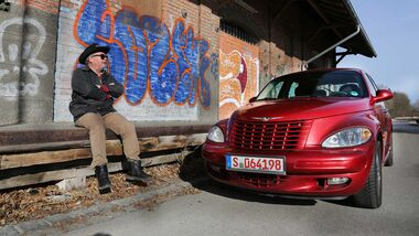 Chrysler PT Cruiser 2.0 Touring (2001)