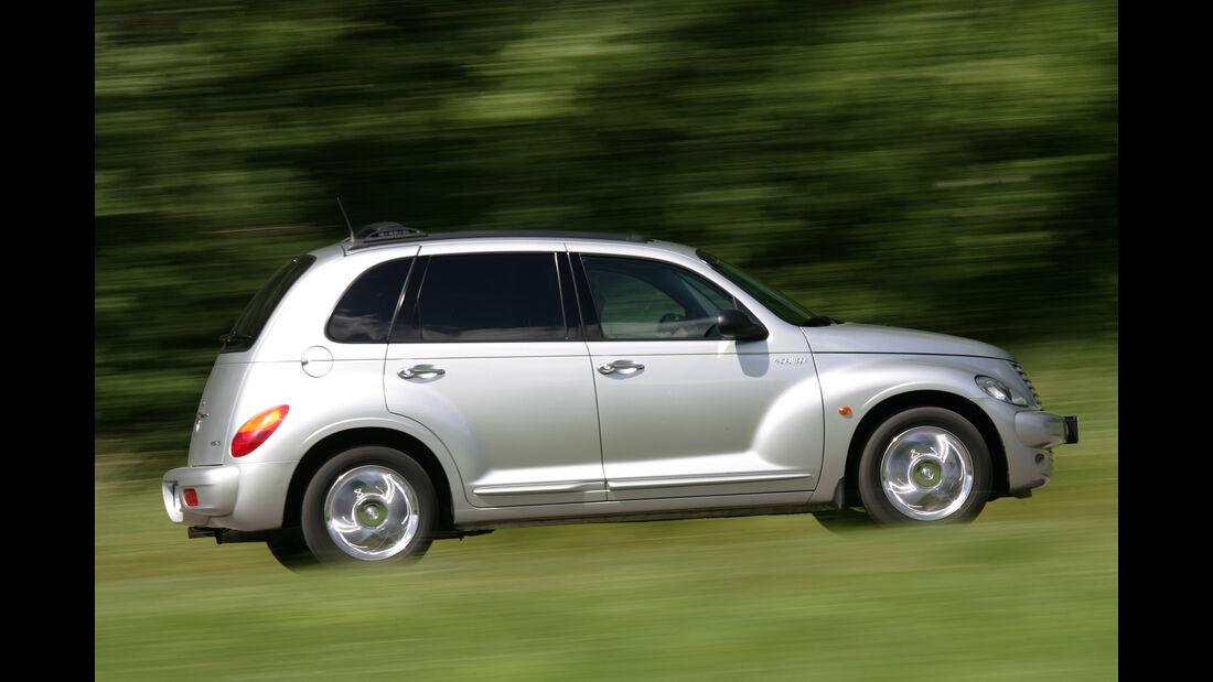 Chrysler PT Cruiser 2.4, Seitenansicht