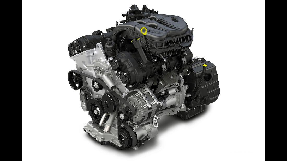 Chrysler Pentastar V6-Motor