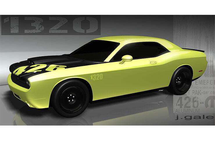 Chrysler Sema 2009