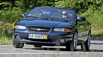 Chrysler Stratus Cabrio, Frontansicht