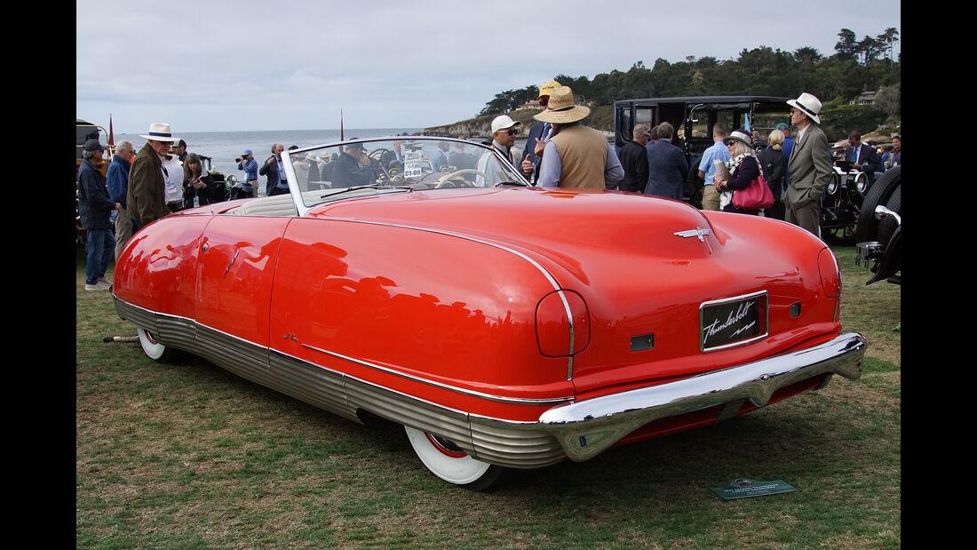Chrysler Thunderbolt LeBaron Convertible 1941