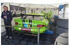 Chrysler Viper - Startnummer: #13 - Bewerber/Fahrer: Titus Dittmann, Bernd Albrecht, Michael Lachmayer, Reinhard Schall - Klasse: AT