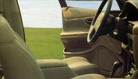 Chrysler Vision, Heckansicht