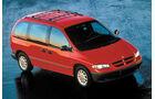 Chrysler Voyager, Seitenansicht