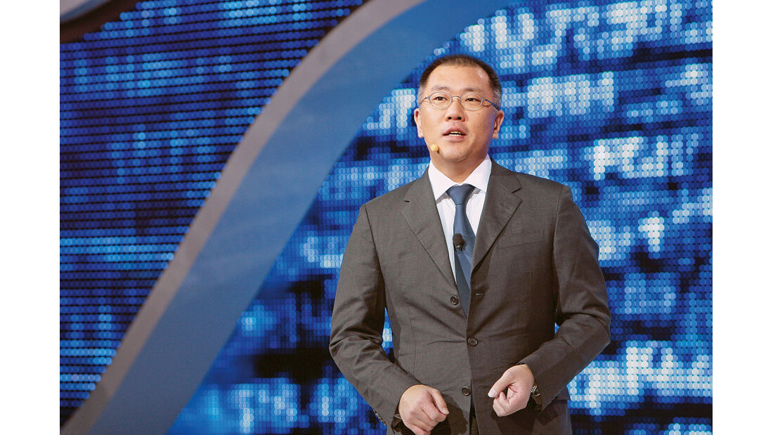 Chung Eui-sun, Portrait