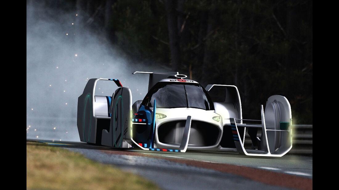 Cierzo C1 - Le Mans 2030 - Michelin Challenge Design - Motorsport