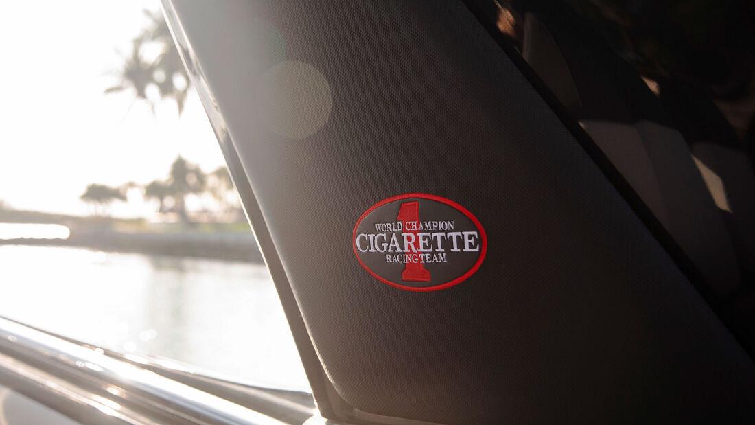Cigarette 59' Tirranna AMG Edition