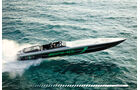 Cigarette Racing Team 50' Marauder AMG Rennboot