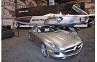 Cigarette Raving Mercedes Cigarette 46, Yacht, Sportboot