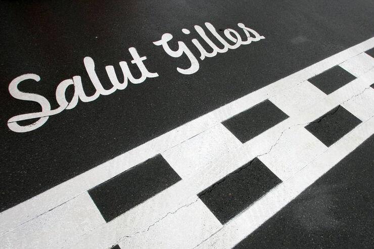 Circuit Gille Villeneuve Montreal