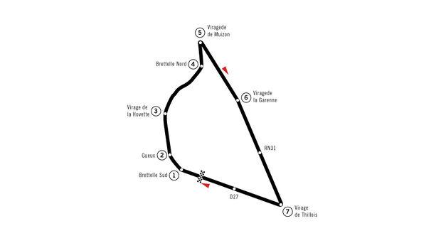 Circuit Reims