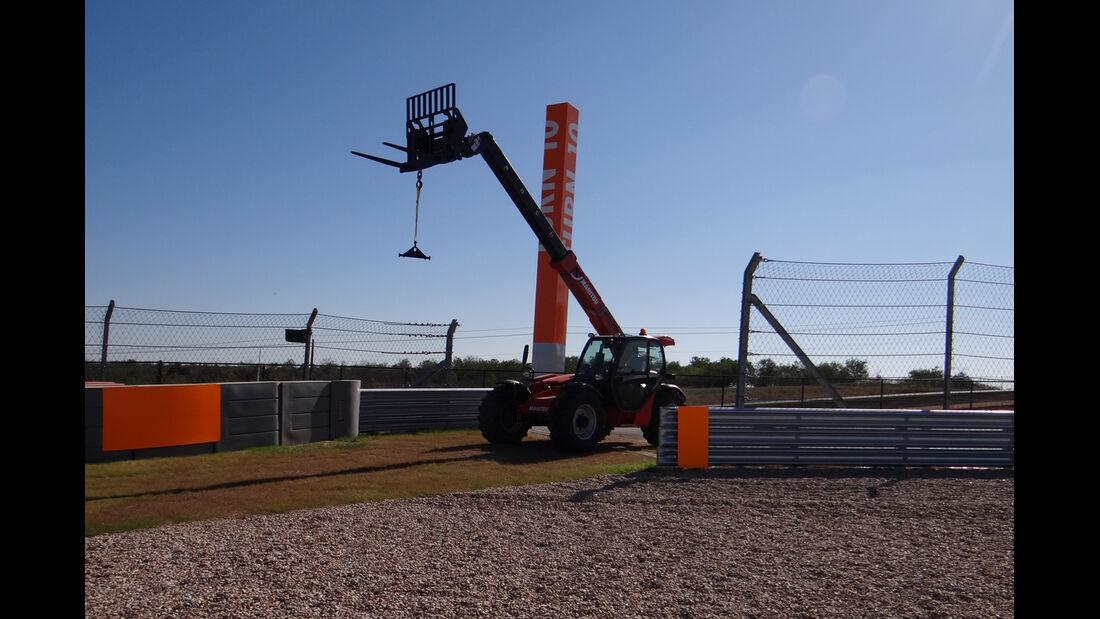 Circuit of the Americas - Austin - 2012