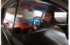 Cisitalia 202 Gran Sport, Cockpit, Fahrersicht