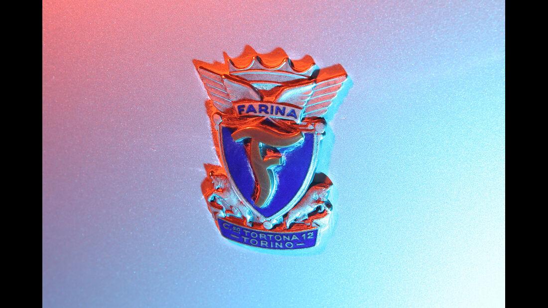 Cisitalia 202 Gran Sport, Emblem
