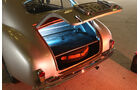 Cisitalia 202 Gran Sport, Heckklappe, Kofferraum