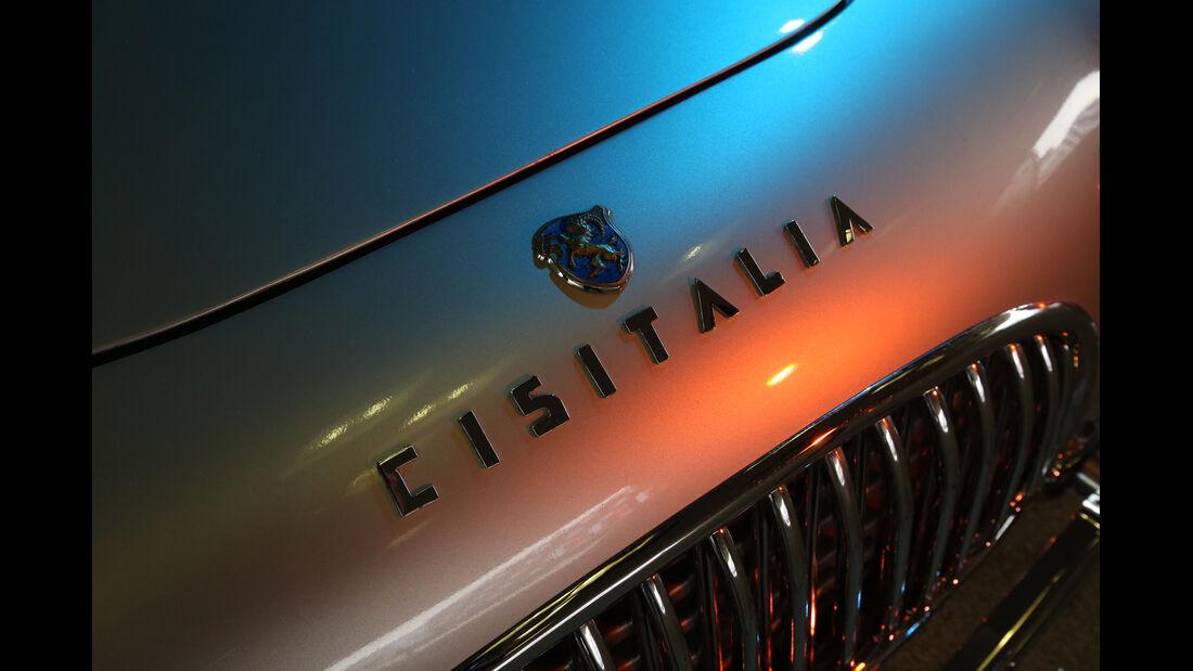 Cisitalia 202 Gran Sport, Typenbezeichnung