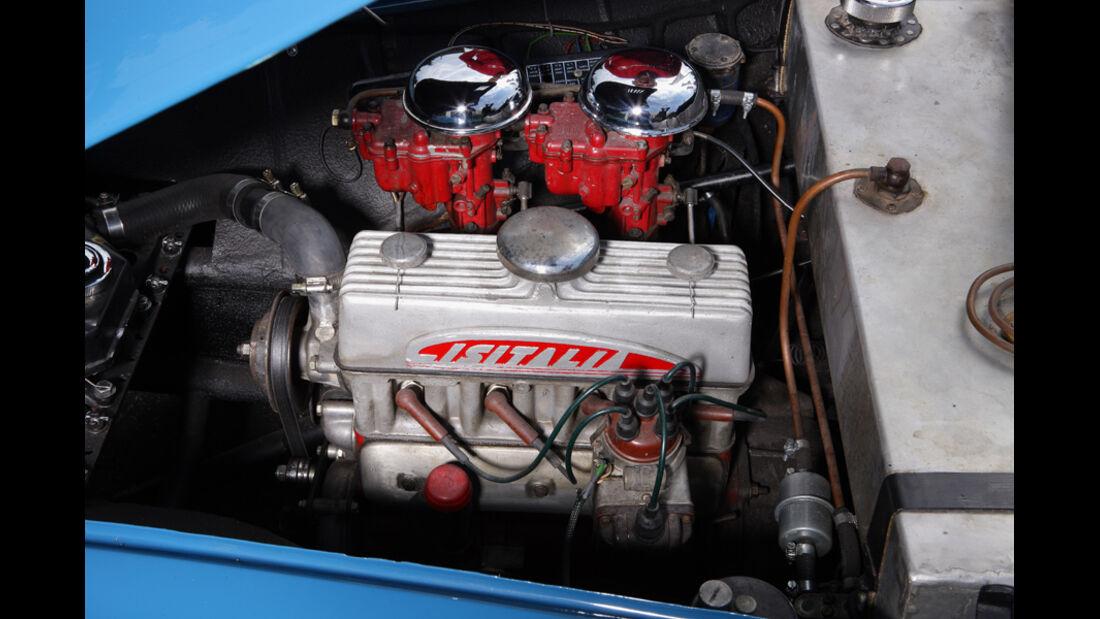 Cisitalia 202 SMM Nuvolari Spider, Motor