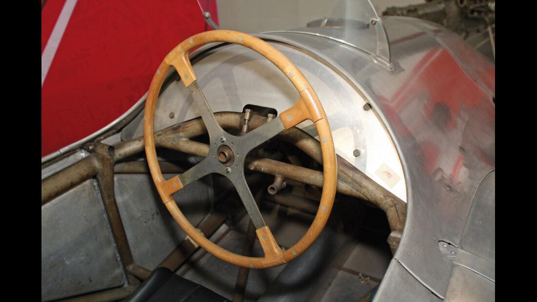 Cisitalia Grand Prix-Monoposto Lenkrad
