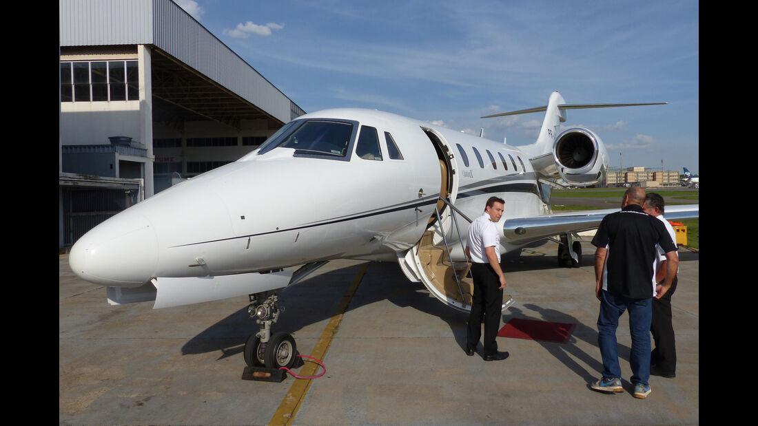 Citation Jet - Nelson Piquet - Autosammlung