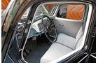Citroën 11 CV Typ B, Fahrersitz