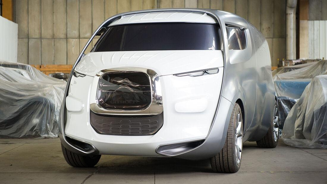 Citroën 2017 Versteigerung Conservatoire Lager