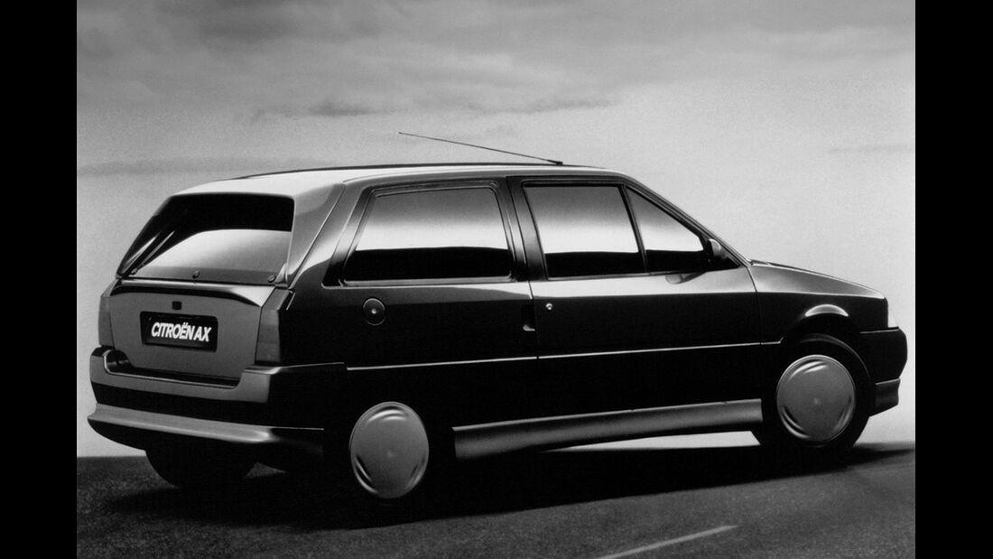Citroën AX Eco Concept