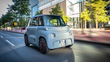 Citroën Ami, Fahrbericht