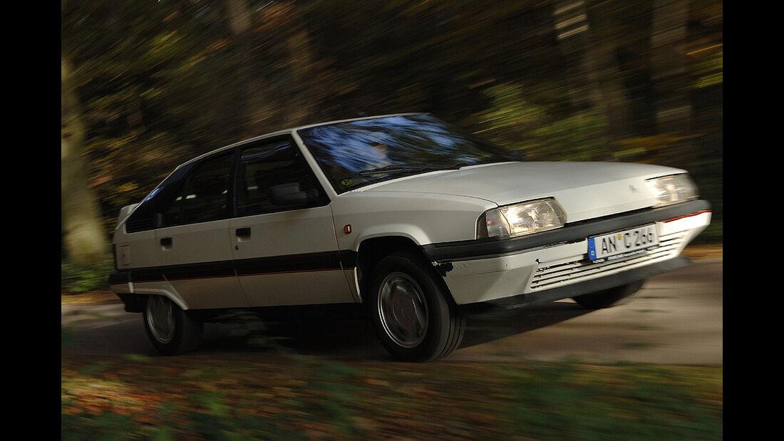 Citroën BX 16 TZI