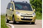 Citroën Berlingo 1.6 Multispace, Frontansicht