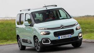 Citroën Berlingo (2018) Fahrbericht