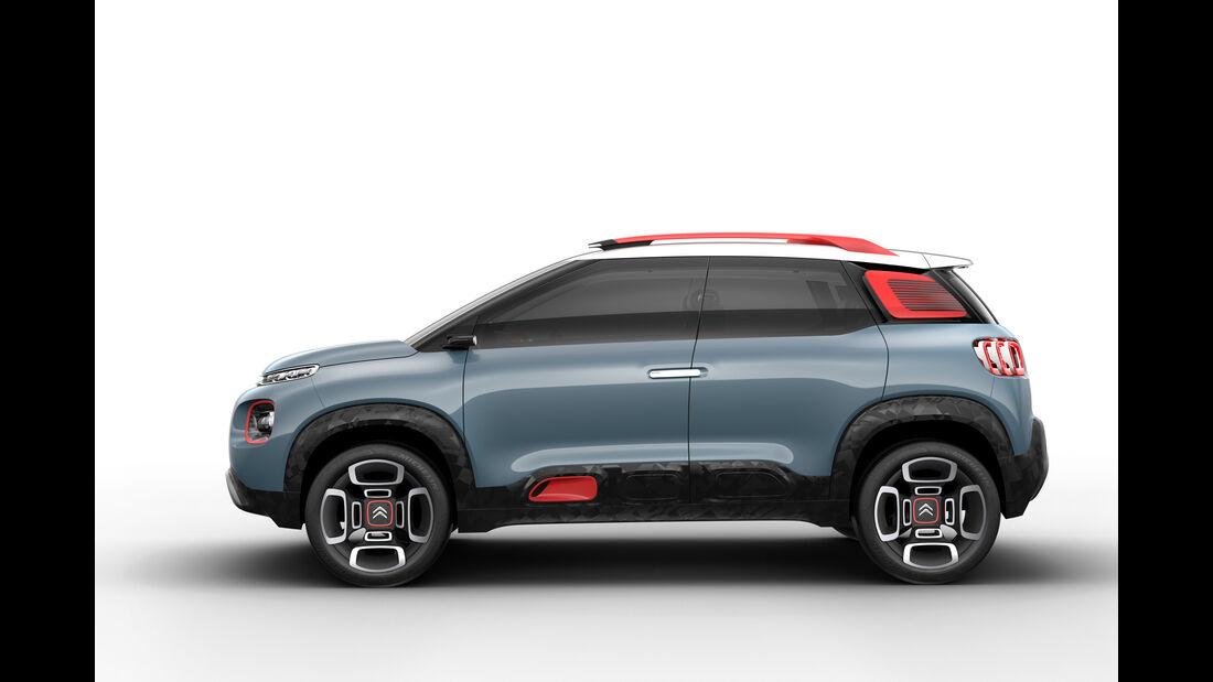Citroën C-Aircross Concepts 2017 Genf