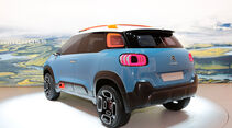 Citroën C-Aircross Concepts 2017 Genf