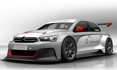 Citroën C-Elysée WTCC