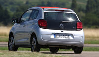 Citroën C1 Vti 68, Heckansicht