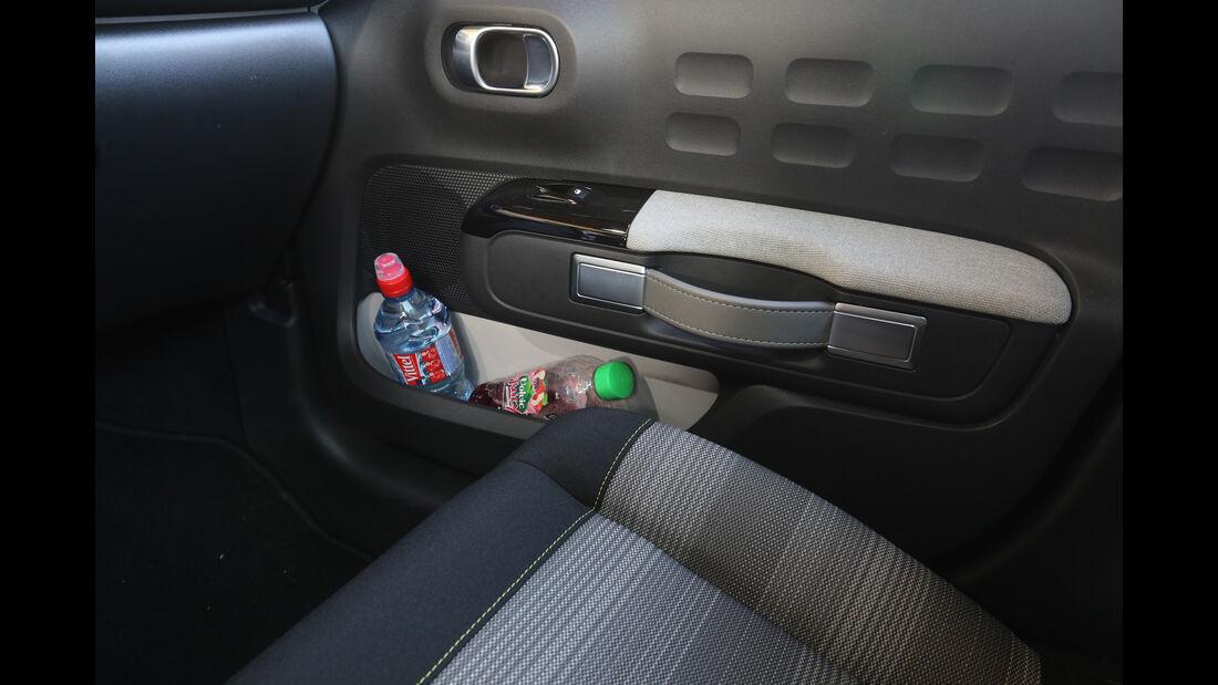 Citroën C3 BlueHDi 100, Ablagefach