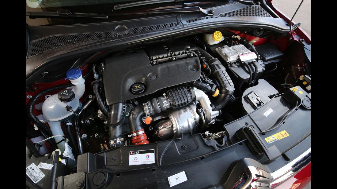 Citroën C3 BlueHDi 100, Motor