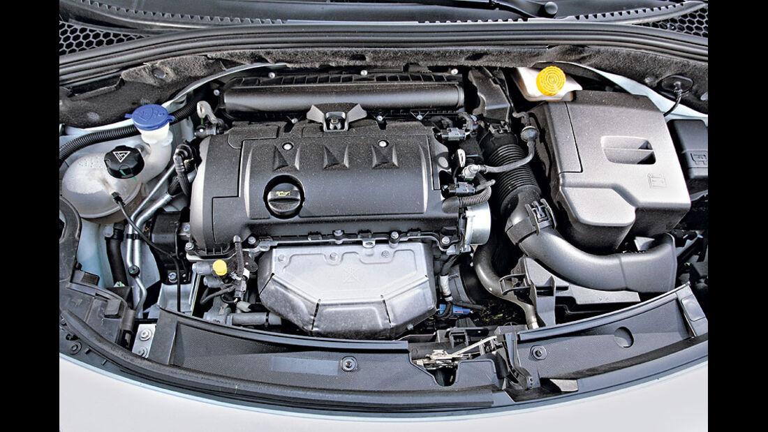 Citroën C3, Motor