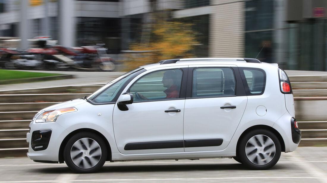 Citroën C3 Picasso HDi 90, Seitenansicht
