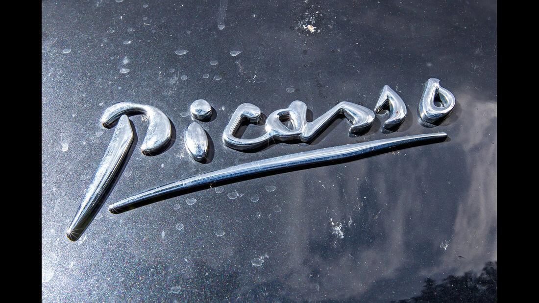 Citroën C3 Picasso, Typenbezeichnung