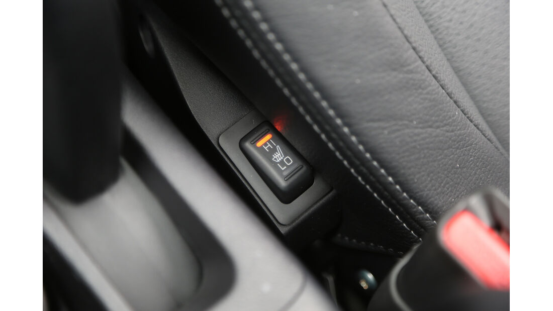 Citroën C4 Aircross 150 HDi AWD, Bedienelement