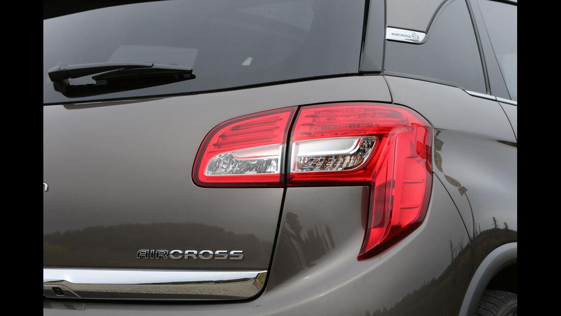 Citroën C4 Aircross 150 HDi AWD, Heckleuchte