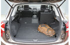 Citroën C4 Aircross 150 HDi AWD, Ladefläche, Kofferraum