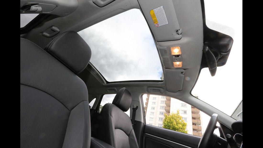 Citroën C4 Aircross 150 HDi AWD, Panoramafenster