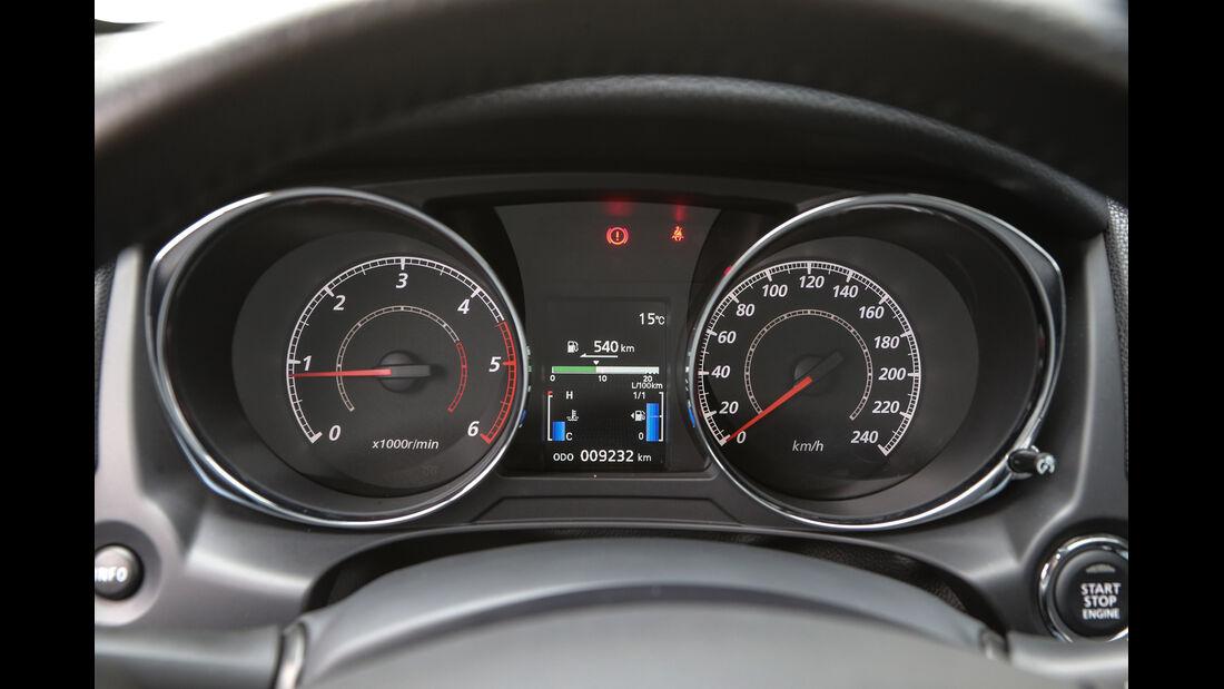 Citroën C4 Aircross 150 HDi AWD, Rundelemente