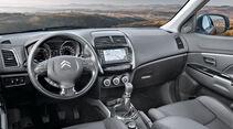 Citroën C4 Aircross, Cockpit, Lenkrad
