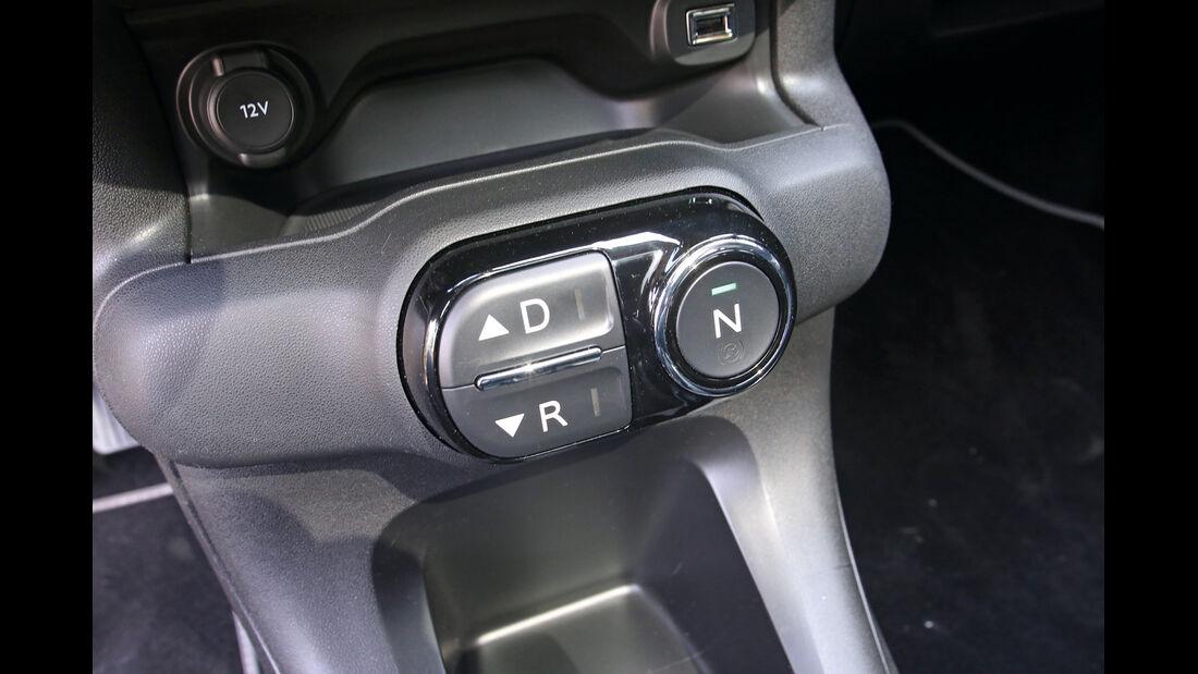 Citroën C4 Cactus, Bedienelement